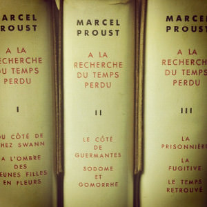 Books by Proust